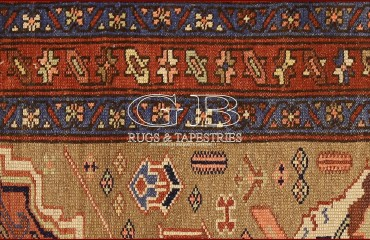 Tappeto Azerbaijan antico 377 X 102 140000000251 1