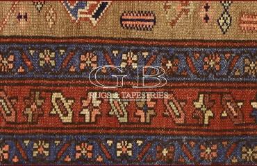 Tappeto Azerbaijan antico 377 X 102 140000000251 4