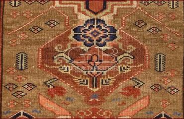 Tappeto Azerbaijan antico 377 X 102 140000000251 5