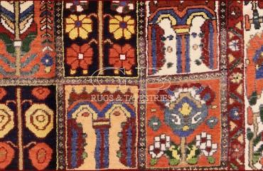 Tappeto Bakhtiari 303 X 159, 141530243096
