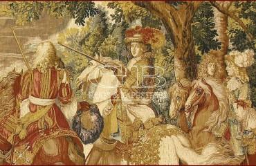 Arazzo Histoire du Roi 184X125 140903940532 3