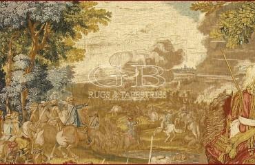 Arazzo Histoire du Roi, le canal de Bruges 141130155467 3