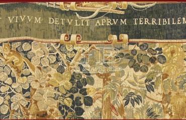 Arazzo Le sanglier d'Erymanthe 141131369374