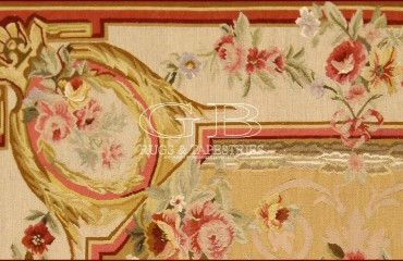 Aubusson Woven Legends 243X144 141036333569 2