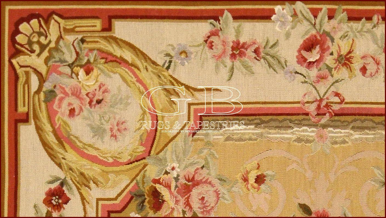 TEPPICH AUBUSSON WOVEN LEGENDS 243 x 144  141036333569