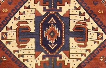 KAZAK LORI PAMPAK 276 X 151 140811734061