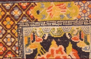Tappeto da sella tibetano 107X55 141306436921 5