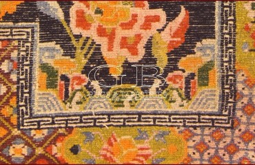 Tappeto da sella tibetano 107X55 141306436921 6