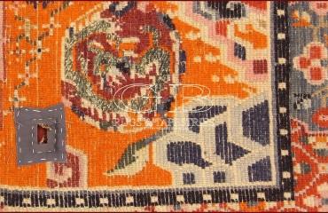 Tappeto da sella tibetano 110X61 141306437172 5