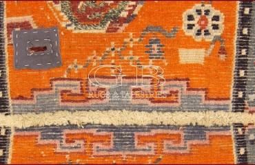 Tappeto da sella tibetano 110X61 141306437172 6