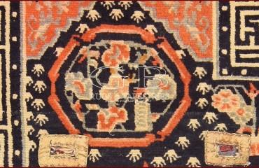 Tappeto da sella tibetano 92X61 141306437352 2