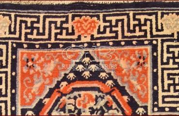 Tappeto da sella tibetano 92X61 141306437352 3
