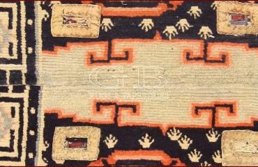 Tappeto da sella tibetano 92X61 141306437352 4