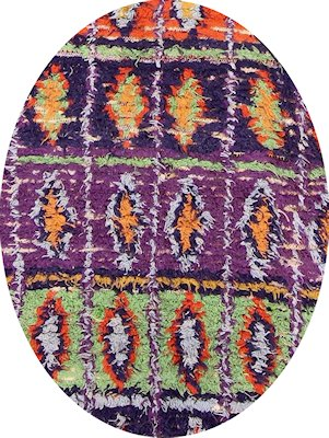 Glossario dei tappeti • Da Arazzi ad Azilal berberi