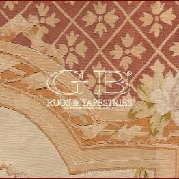 tappeto aubusson antico