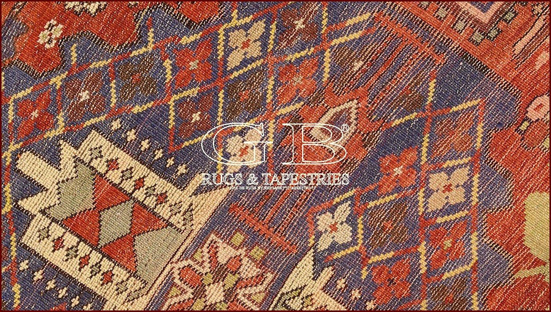 tapis kazak ancien 270 x 128 140000000547 gb rugs. Black Bedroom Furniture Sets. Home Design Ideas