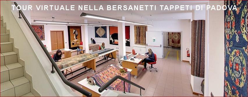 bersanetti restauro tappeti a Padova