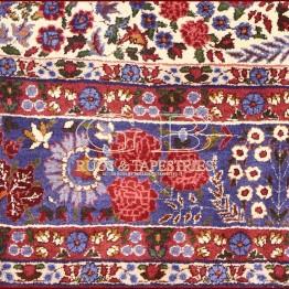old kerman rug