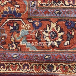 tapis mahal ancien