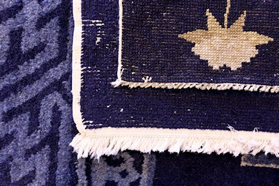 tappeti antichizzati