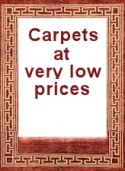 CARPETS AT VERY LOW PRICE