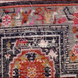 tapis de selle tibetain