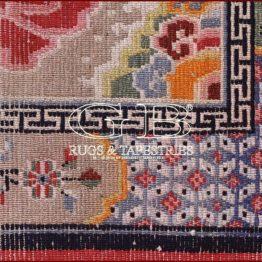 antik tibet teppich
