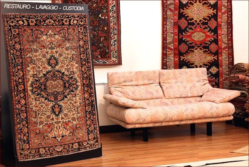 4-4-Tappeti-Persiani-e-Caucasici-Antichi-Gb-Rugs-Show-room1