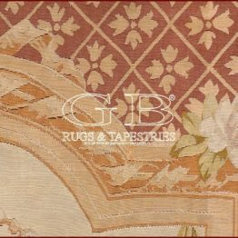 antique aubusson carpet