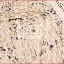 tappeto berbero beni ourain