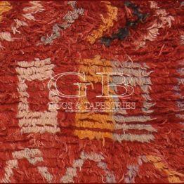 berber rug boujad