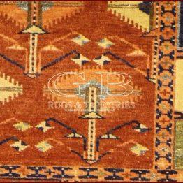 bukhara tekke woven legends