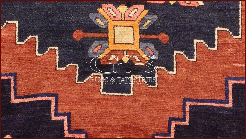 tapis kazak ancien 248x115 140931038784. Black Bedroom Furniture Sets. Home Design Ideas