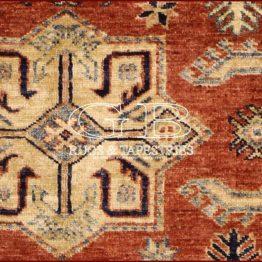 alfombra kazak paki