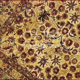 alfombra kermanshah antiguo