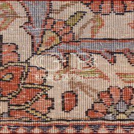 alfombra mohtasham kashan