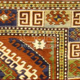 tapis kazak bordjalou