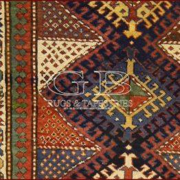 alfombra kazak shulaver