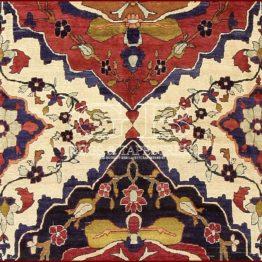 tapis kermanshah ancien