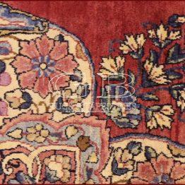 tapis kerman raver