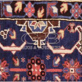 antik shirvan kuba teppich