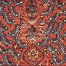 alfombra malayer antiguo