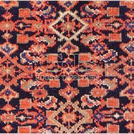 antik malayer teppich