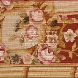 needle point teppich