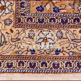 tapis panderma soie