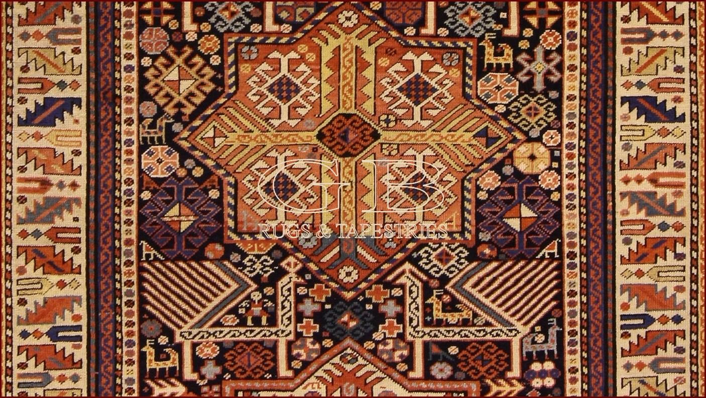 chirvan akstafa ancien 285x122 141205259366. Black Bedroom Furniture Sets. Home Design Ideas