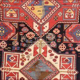 antik shirvan teppich