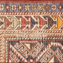 alfombra shirvan daghestan antiguo