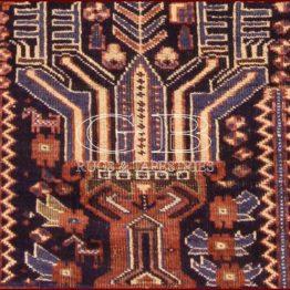 tapis moghan ancien