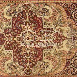 kermanshah antik teppich